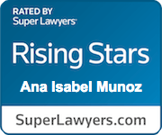 Super Lawyers - Ana Isabel Muñoz