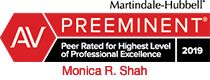 Martindale Hubbell Professional Excellence Badges