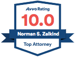 Norman Zalkind - Avvo profile