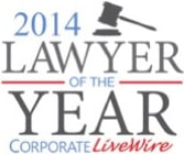 Global Awards - Corporate Livewire Winner 2014