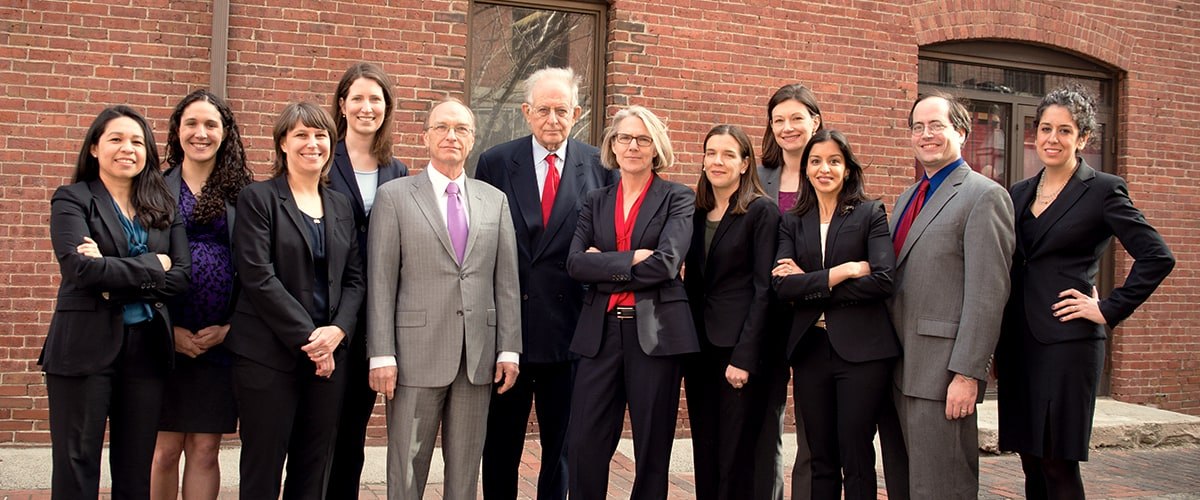 Group Picture of Zalkind Duncan & Bernstein LLP