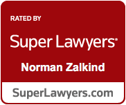 Super Lawyers - Norman Zalkind